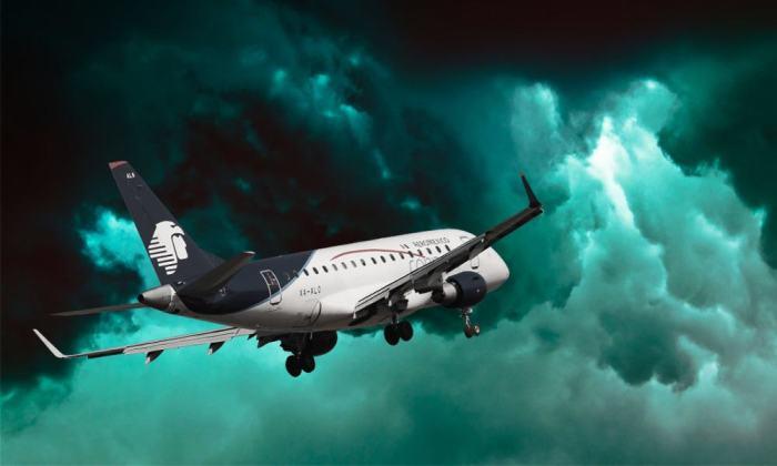 Aeroméxico sufre 'turbulencia' en sus operaciones (Foto: Especial)