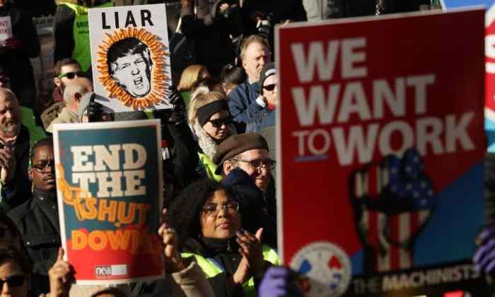 shutdown, cierre gobierno, paralizacion gobierno