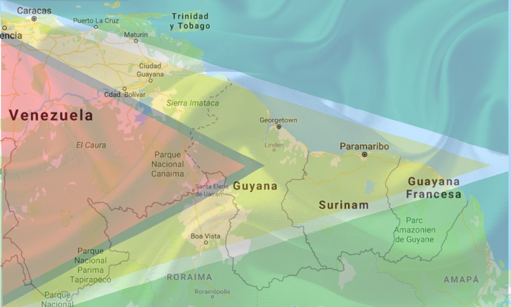 Guyana Estados Unidos