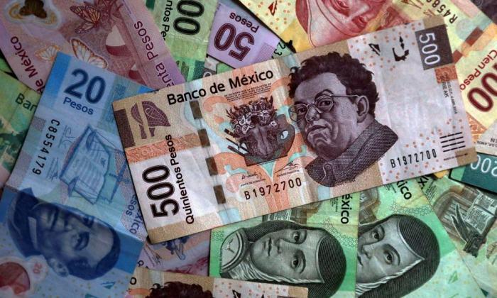 Billetes de pesos