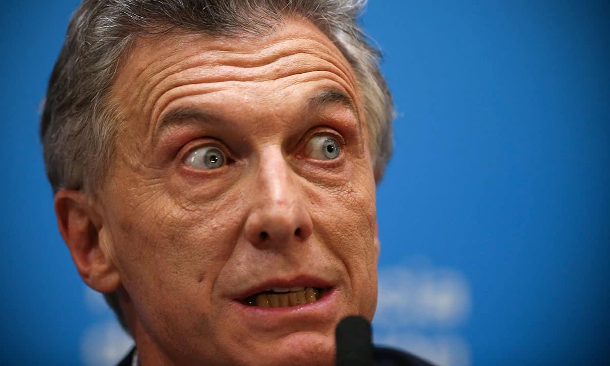 Mauricio Macri (Reuters)