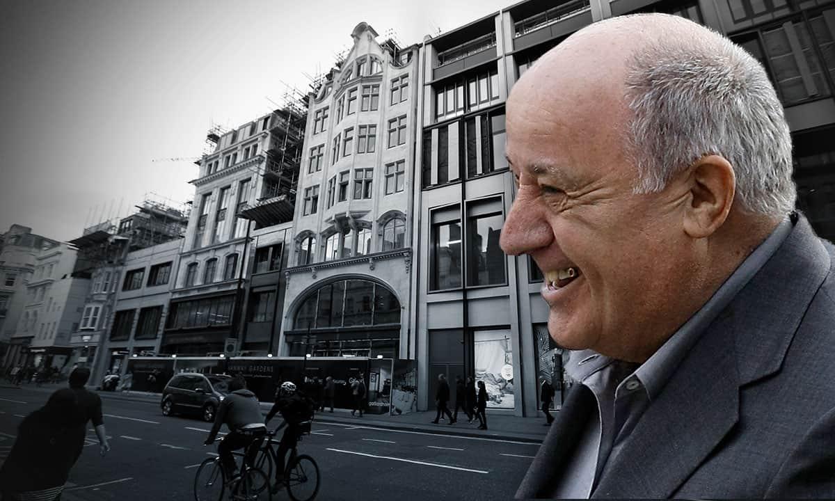 Inmuebles: el otro imperio del fundador de Zara, Amancio Ortega - El CEO