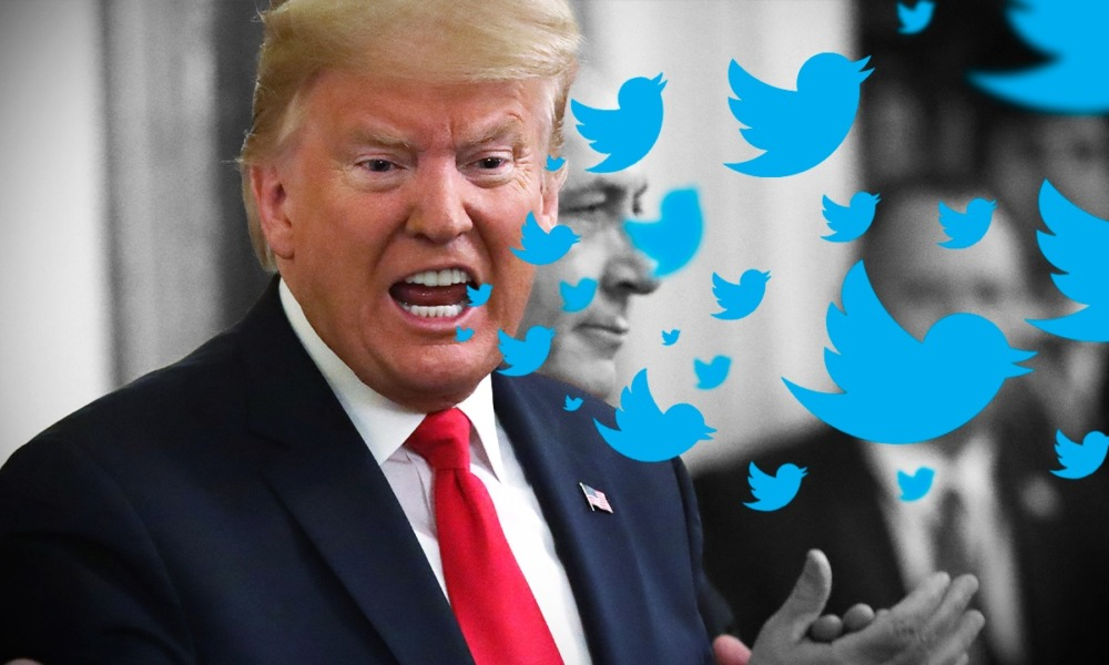 Trump 'racista'