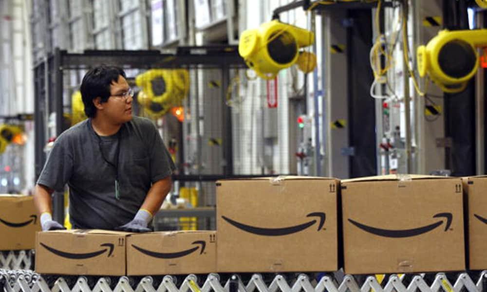 Amazon sumará trabajadores