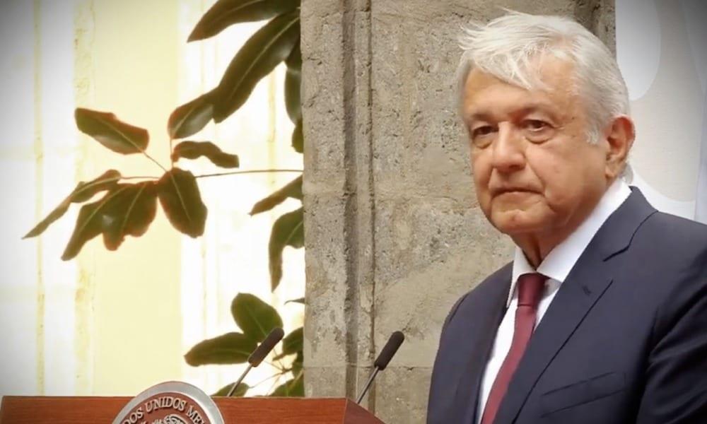 Andrés Manuel López Obrador. (Foto: Presidencia de México)