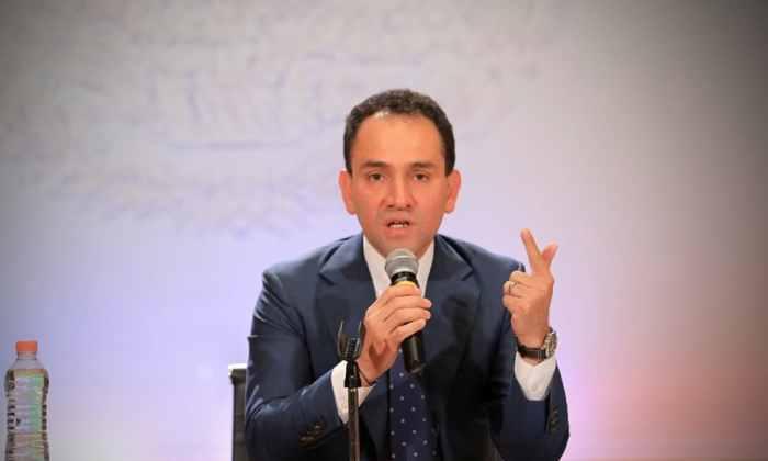 Arturo Herrera. Foto: Reuters.