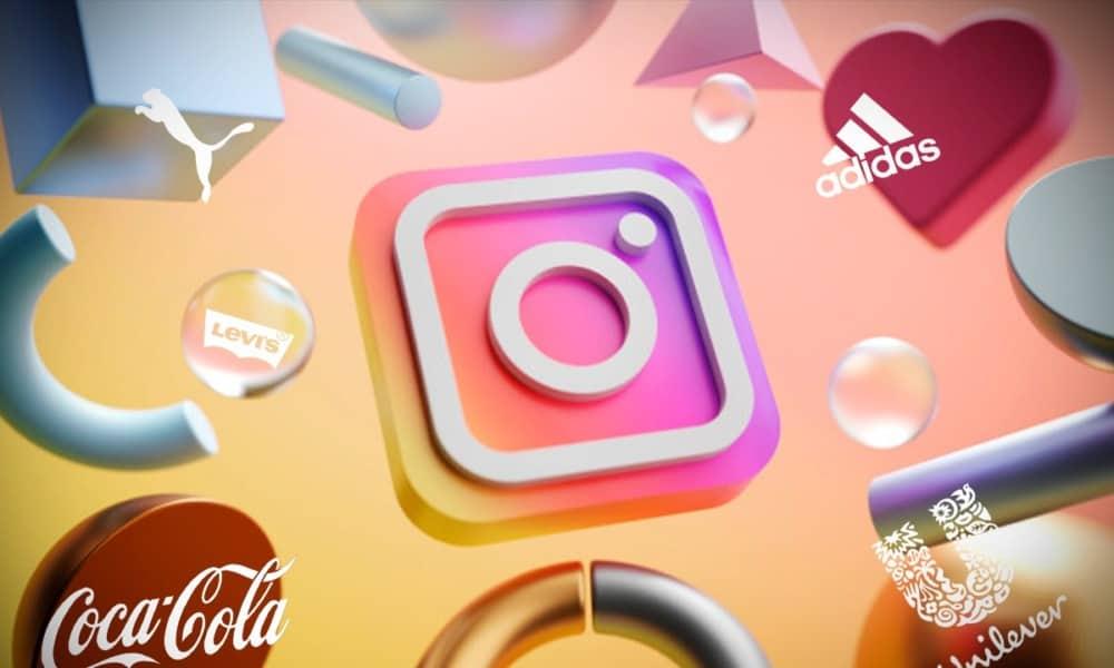 Instagram atrae más marcas