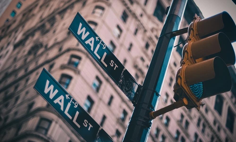 Wall Street Trump