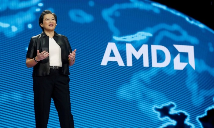 Lisa Su, CEO de AMD