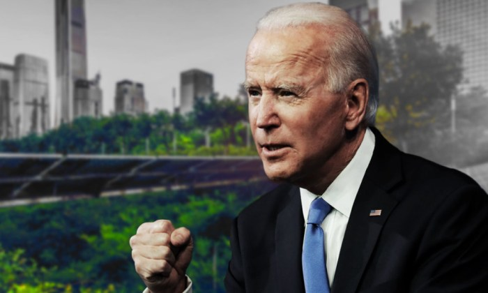 Compromiso financiero Biden