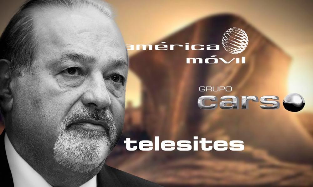 Carlos Slim acciones de sus empresas