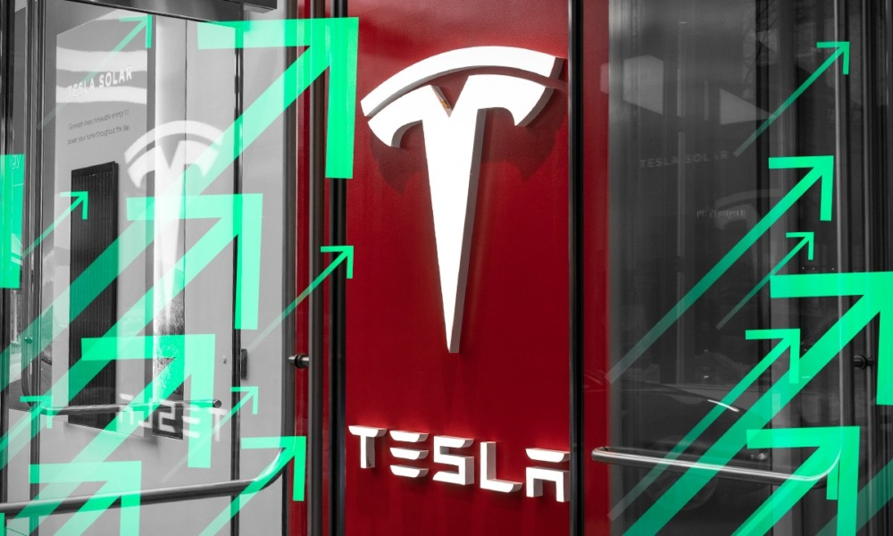Tesla supera valor de mercado de Facebook