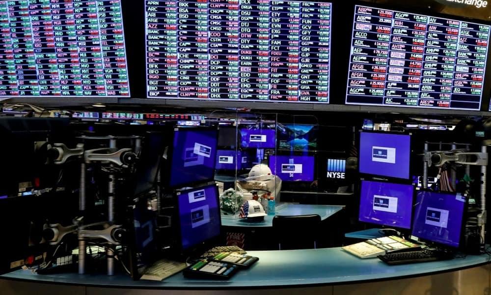 Piso de la Bolsa de Nueva York