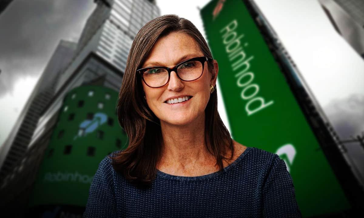 Robinhood Cathie Wood