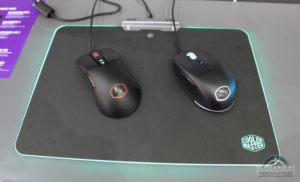 Image result for Cooler Master MM520 MM530