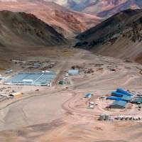 Impactantes imágenes prueban que Barrick Gold arrasó con un glaciar