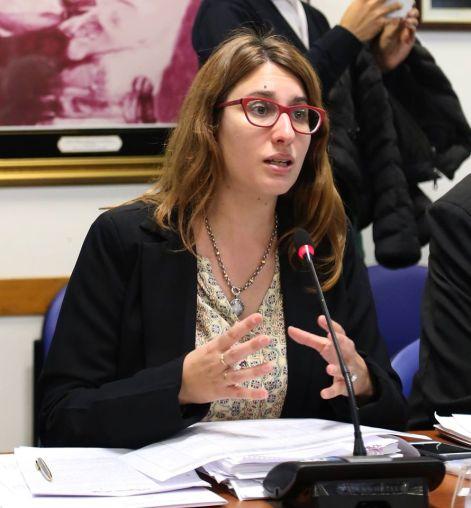 Diputada Nacional Daniela Castro