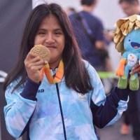 El Gobierno le sacó la pensión a Yanina Martínez, medalla de oro en los Juegos Paralímpicos