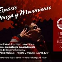 Dramaturgia del movimiento, por Benjamín Slavutzky