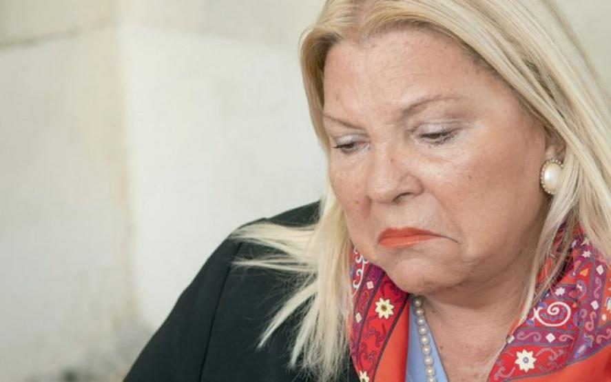 Diputados del FpV-PJ pidieron sacar del Congreso a Carrió y Oliveto por su participación en el escándalo de espionaje ilegal