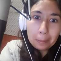 Irresponsabilidad al microfono: locutora emite dichos discriminatorios contra candidatas de Jachal para la FNS (escuchá el audio)
