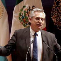 La agenda de  Alberto Fernández en su primer viaje como presidente