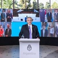 """Día de la  Independencia: Alberto Fernández: """"La Argentina del mañana la construimos entre todos"""""""