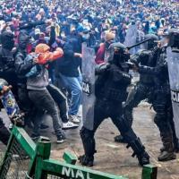 Colombia: ONU y UE condenan violenta represión en protestas