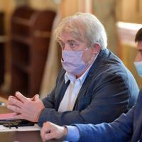 Gustavo Vera presentó el Plan Bienal Contra la Trata