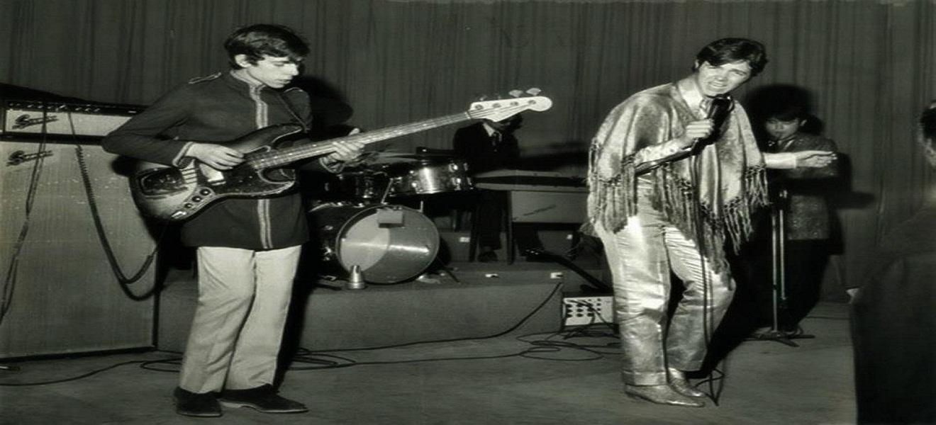 Camilo Sesto y sus inicios en el Rock