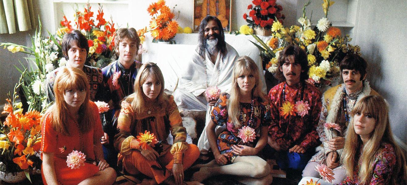 El Maharishi y su impacto en The Beatles