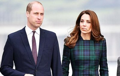 El príncipe William y Kate Middleton enfrentan rumores de infidelidad