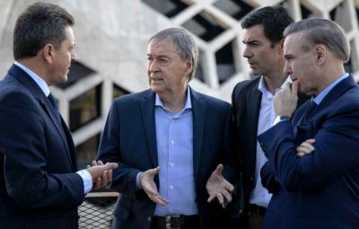 Massa, Urtubey y Pichetto se enfrentarán en las PASO de Alternativa Federal