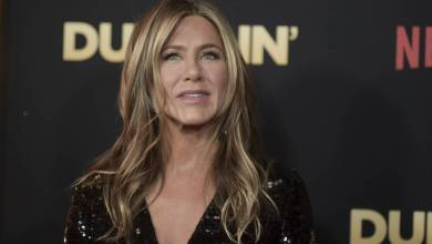 Photo of Jennifer Aniston sin temor a que le caigan encima dice que no es partidaria de las cintas de Marvel
