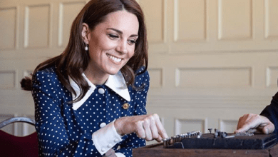 Photo of Kate Middleton comparte un emotivo primer discurso en Lahore inspirado en la familia