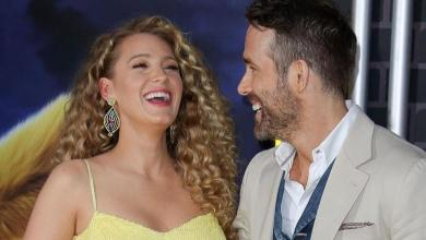 Photo of Ryan Reynolds y Blake Lively confirman el nacimiento de su tercer bebé con una dulce foto