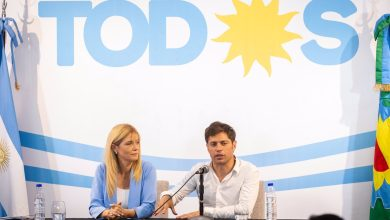 Photo of Axel Kicillof:  «Vamos a ser un gobierno de gestión, no de marketing»