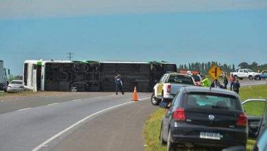 Photo of Declaró el chófer del accidente ocurido en Lezama