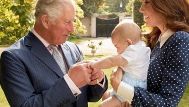 Photo of Príncipe Louis, hijo del Príncipe William y Kate Middleton, iguala a su primo Archie: ¿de qué forma?