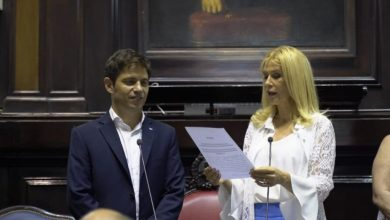 Photo of Axel Kicillof: «Vengo a reconstruir la Provincia de Buenos Aires»
