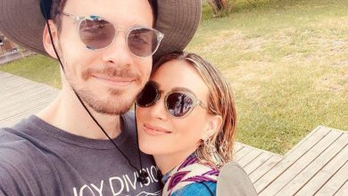 Photo of Hilary Duff y Matthew Koma: luna de miel salvaje entre leones, elefantes y leopardos