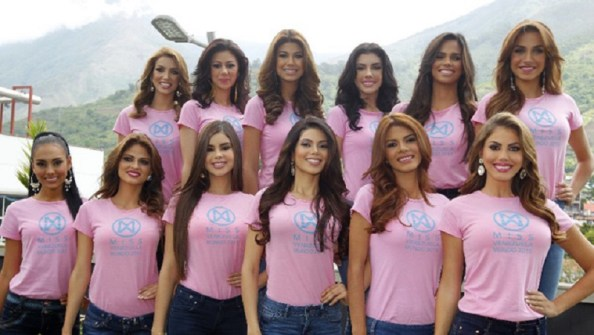 miss - La Dieta de las Misses Venezolanas