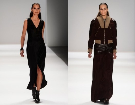 Mercedes-Benz Fashion Week Fall 2013 - Official Coverage - Best of Runway Day 1