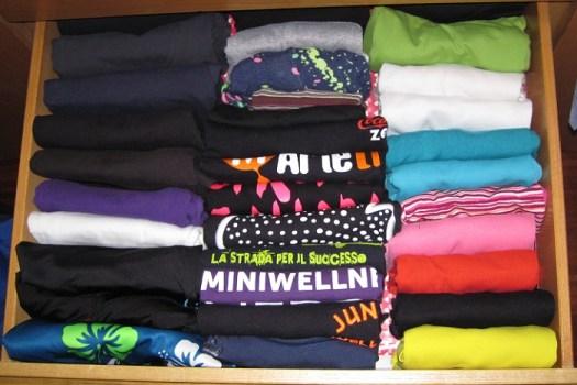 El m todo konmari la magia del orden el closet de giuliana - Metodo konmari ropa ...