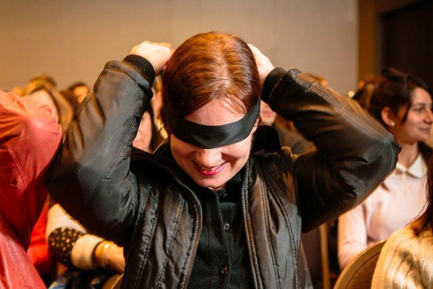 Eventos corporativos empresariales - Cata a ciegas