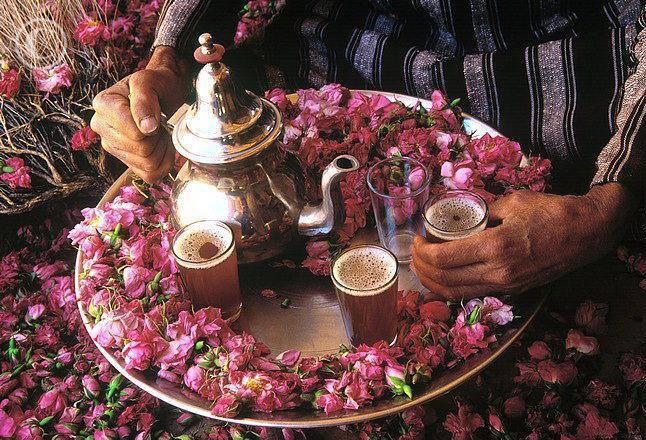 ceremonia del Té Marroquí