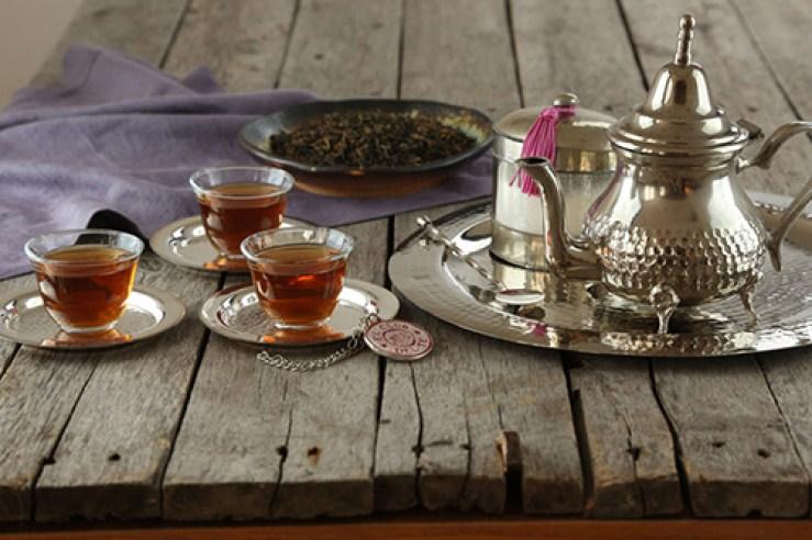 chaleira cheia- Chá Preto