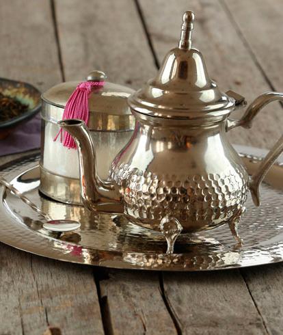 Tetera de Té negro