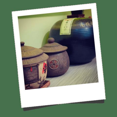 Viaje a Taiwán: fabrica de té