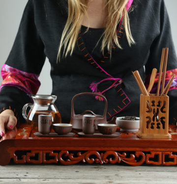 Master del té
